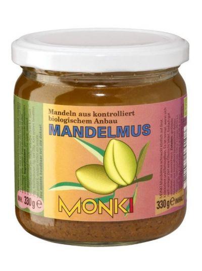 MONKI BIO MANDELMUS BROTAUFSTRICH 330G