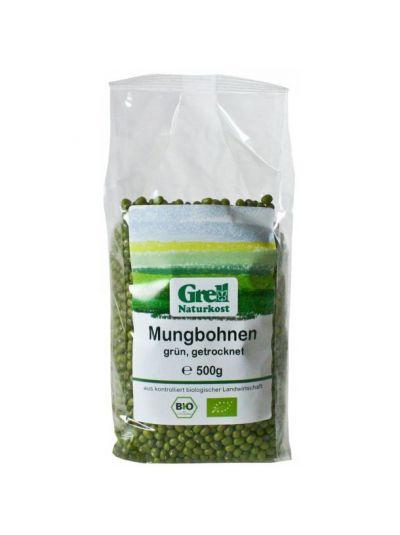 Grell Naturkost Mungbohnen grün 500g