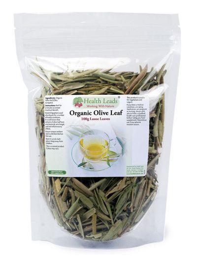 Health Leads Oliven Blätter 100 g