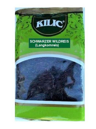 Megafood 100% Schwarzer wildreis (Langkorn Reis) 500 Gramm